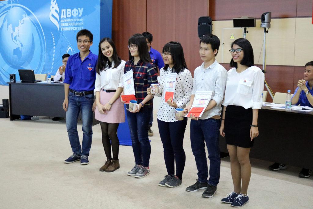 Họp định kỳ Chi đoàn trường đại học THLB Viễn đông 4 tháng đầu năm 2016.